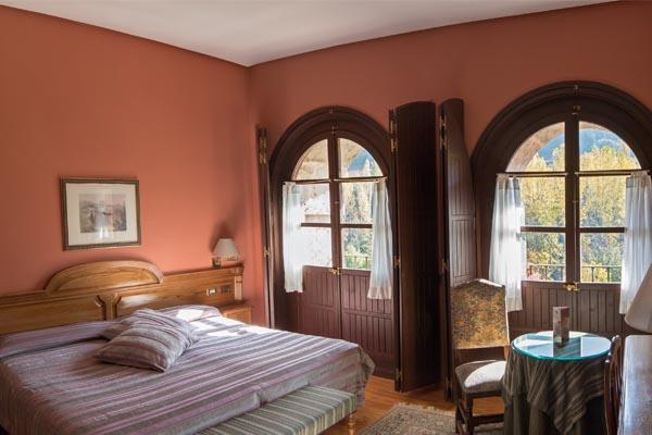 habitaciones dobles encanto en la rioja san millan 1