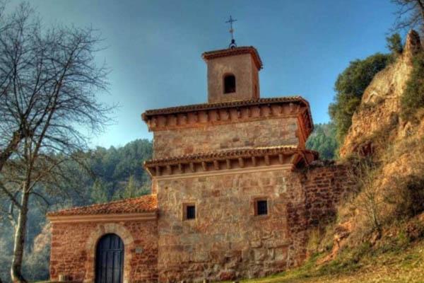 monasterio de suso san millan de la cogolla