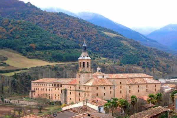 monasterio de yuso san millan de la cogolla